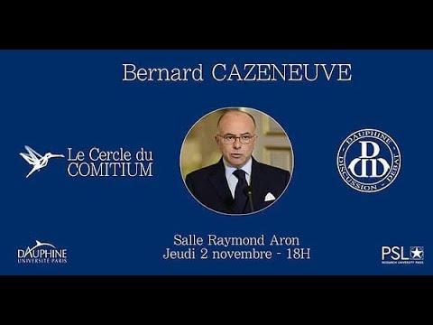 DDD reçoit Bernard Cazeneuve