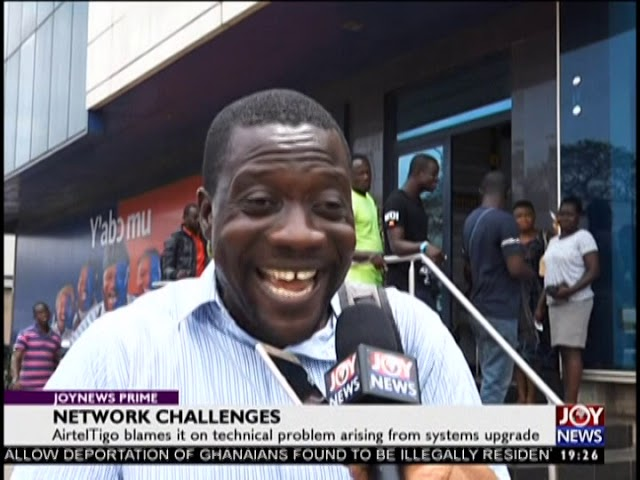 Network Challenges - Joy News Prime (25-9-18)