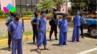 Policía de Nicaragua informó sobre resultados del enfrentamiento contra la delincuencia
