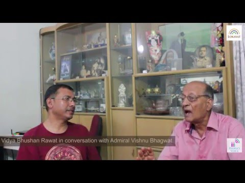 In Conversation with Admiral Vishnu Bhagwat