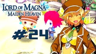 Lord of Magna: Maiden Heaven - Walkthrough Part 24 Chapter 12 Unknown Future [HD]