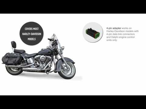 MSDKHD4 Harley-Davidson J1850 Smartphone Diagnostic Tool - Diagnostica