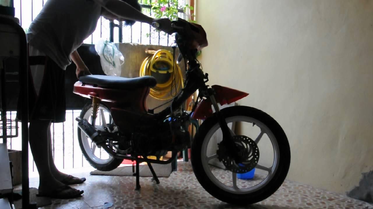 Honda Dream C100 Engine Rebuild By Cez Cabanilla