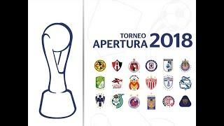 Calendario Oficial | Así se jugará el Apertura 2018 de la Liga MX |