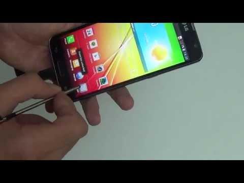 LG G Pro Lite Kutu Açılımı-Unboxing