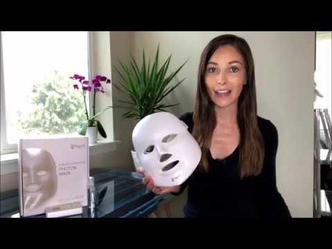 project-e-beauty-skin-rejuvenation-photon-mask- -7-color-led-photon-light-therapy-treatment