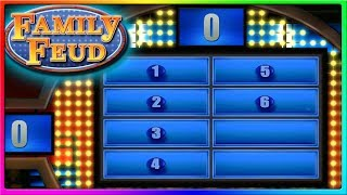 To Cheat or Not To Cheat? | Family Feud Funny Game