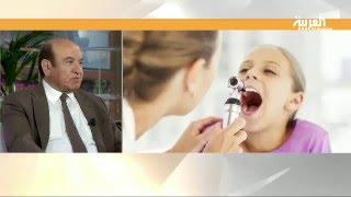 ما هي أسباب التهاب اللوزتين؟