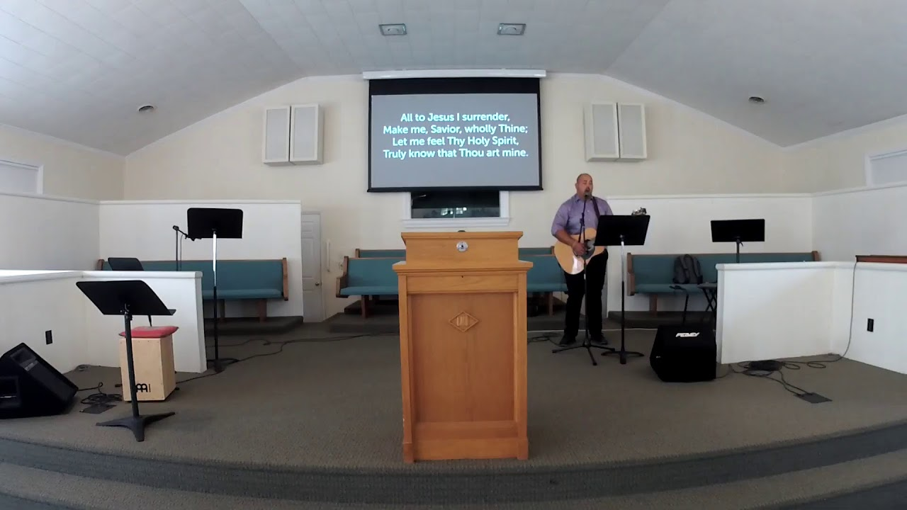 Sept 6,2020 The Reluctant Servant Exodus 4:1-17 at Lakeside Baptist Church