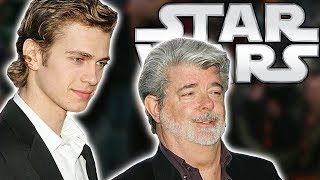 George Lucas Reveals How Powerful Anakin's Potential Would Have Been - Star Wars Explained