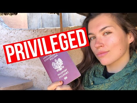 YOU ARE (PASSPORT) PRIVILEGED | Comparing Strong & Weak Passports