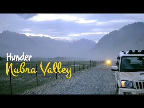 Leh to Nubra Valley (Disket / Hunder) - Ladakh Road Trip July 2015 - Full HD