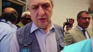 مصر العربية | غراندي .. يطالب بسرعة تحقيق السلام بليبيا ويتفقد مركزا لإيواء المهاجرين