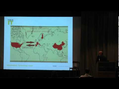 Advanced Technologies to Support International Collaboration - NDSU IT Expo 2013
