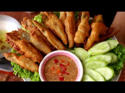 Best Cambodian Food - Delicious Lunch At Home - How We Cook In Asian Family