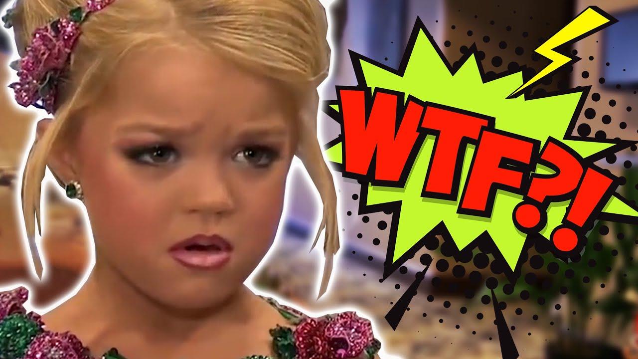 5 Éves Kislány azt Hiszi, Hogy Körülötte Forog a Világ!