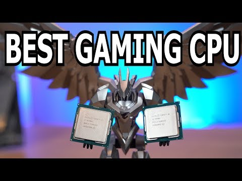 The Best CPU For Gaming RIGHT NOW