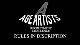 """Welcome to a new Age of Design"" Recruitment Challenge!"
