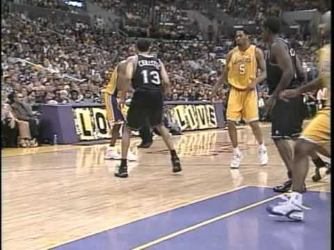Vlade Divac - NBA Action Highlights