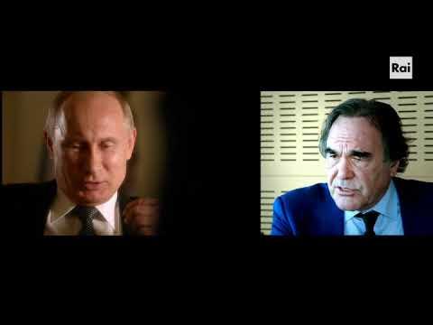 """The Putin Interviews"" - Intervista a Oliver Stone"