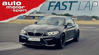 BMW M2: Wie weit ist der M4 entfernt? - Fast Lap | auto motor und sport