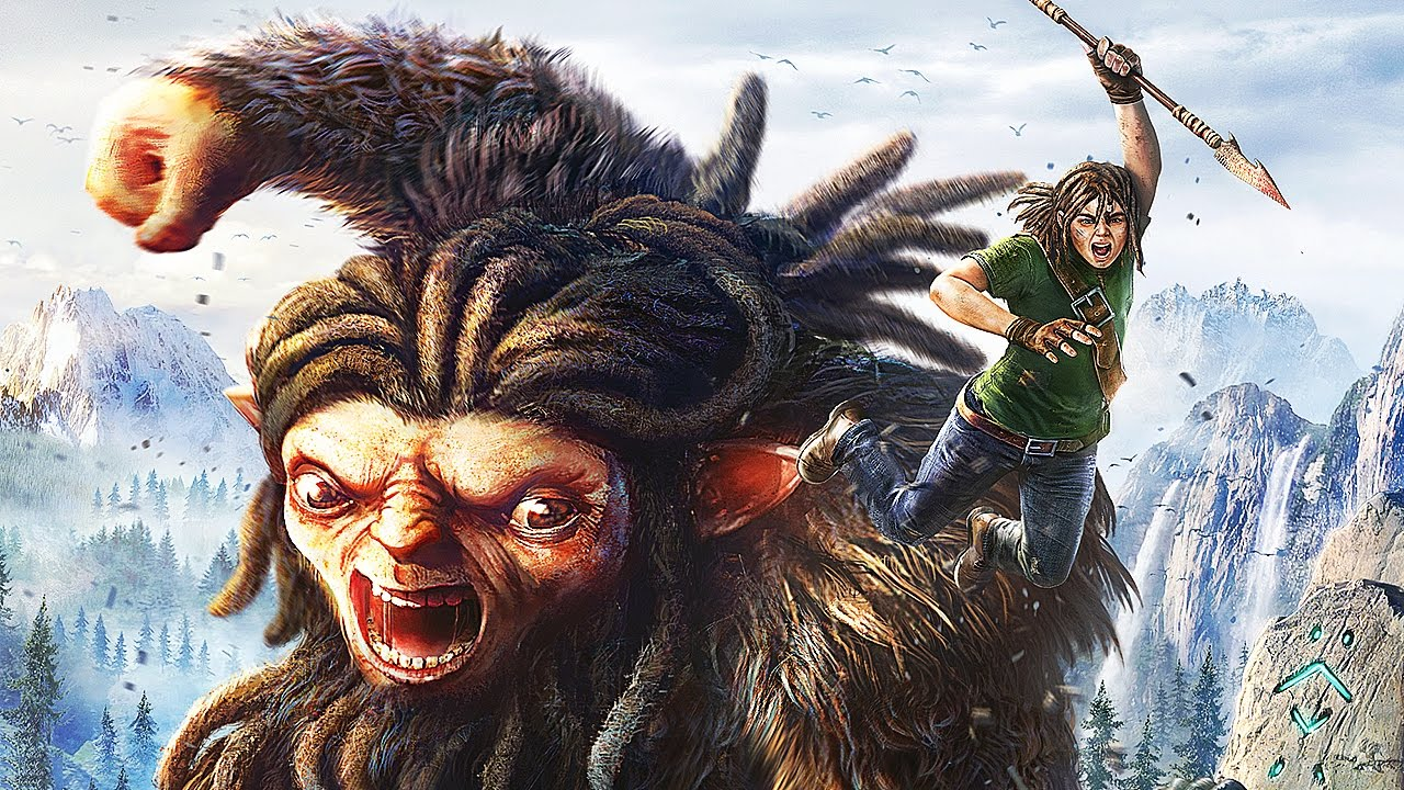 Download TROLL AND I : L'Histoire du Jeu Trailer (PS4 / Xbox One / PC)
