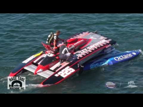 Metro Detroit Chevy Dealers Hydrofest - Hydroplane Racing in