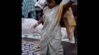 Kumud Wearing Saree