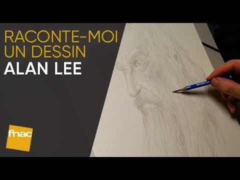 Raconte-moi un dessin - Alan Lee - YouTube