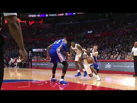 Rare NBA In-Game Shammgod Moves