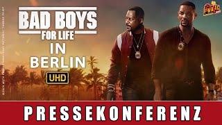 BAD BOYS FOR LIFE in BERLIN | 4K/UHD | Will Smith | Martin Lawrence