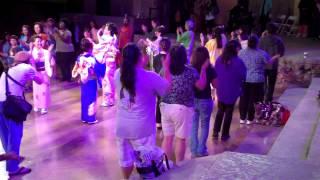 Kagoshima Ohara Bushi Ondo Dancers 6/17/13