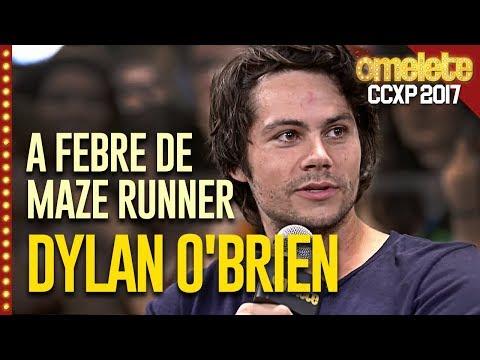 Dylan O' Brien fala EM PORTGUÊS sobre Maze Runner!