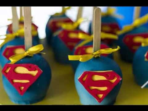 Superman party ideas YouTube