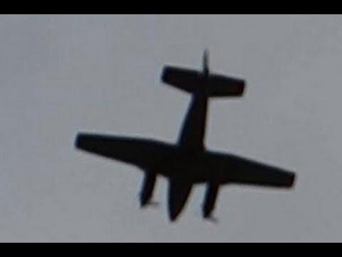 FBI uses Mind Reading for Surveillance; FBI Spy Planes Organized Air Stalking