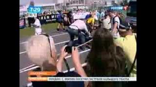 Самую сильную женщину России выбрали в Красноярске