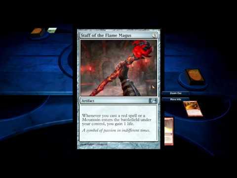 Обзор. Коллекционные карточные игры - основы, на примере MTG