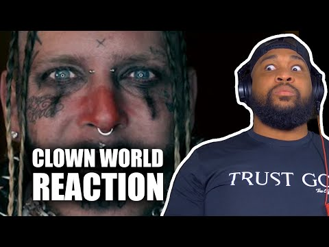 "He did it AGAIN   Tom MacDonald ""Clown World"" REACTION"