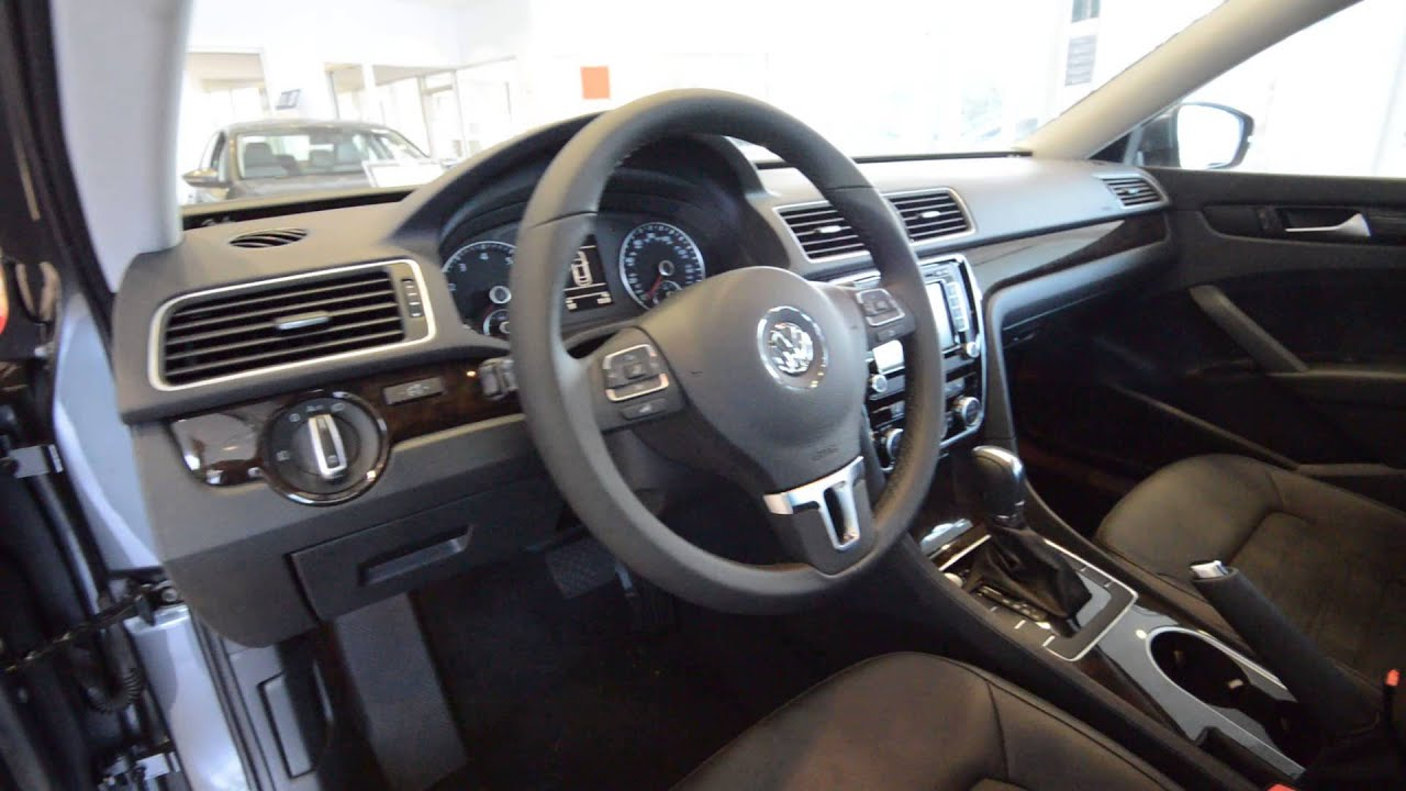 2014 volkswagen passat tsi sel 1 8t all new car at trend motors vw