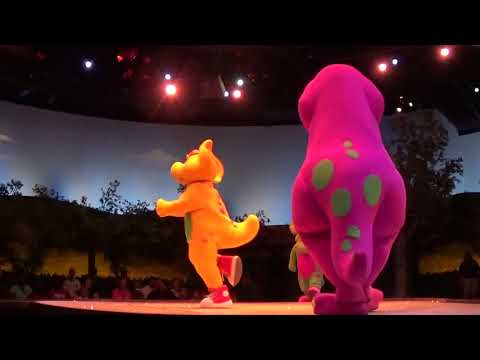 Barney and friends live at Universal Studios Florida  Full show