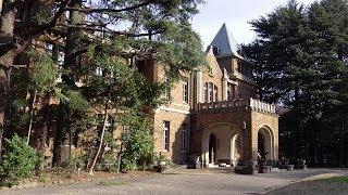 民藝運動 柳宗悦が創設した日本民藝館と駒場公園にある旧前田侯爵邸のシ...
