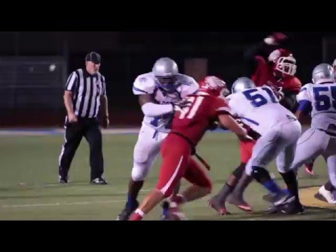 Navarro College Football Post-Season Hype Video 2015
