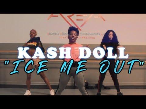 KASH DOLL | ICE ME OUT | Lyrik London Choreography