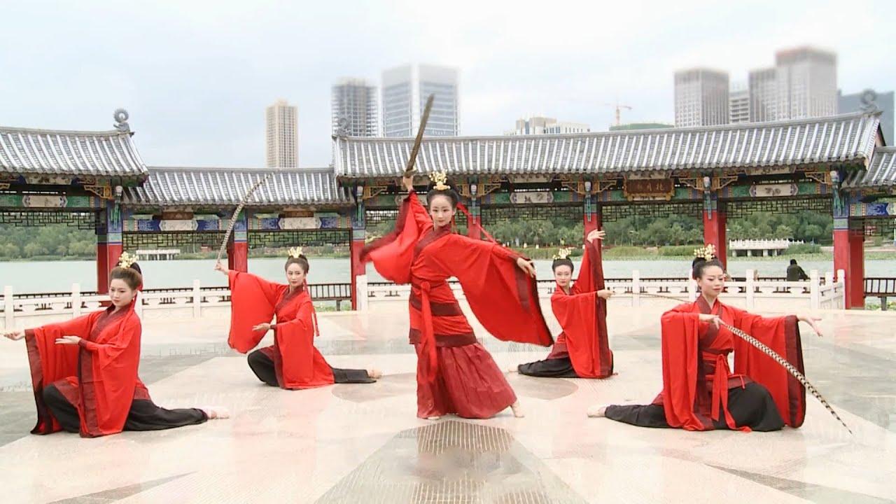 汉服舞蹈 - 少司命 | Chinese Dance - The Nine Songs - Shao Si Ming