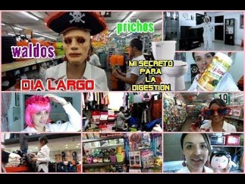 Vlog # 25//compras Prichos, Waldost, Prise Shoes//Depurando Mi Closet//4en1//sara dice