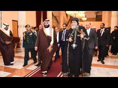 بابا الأقباط يتلقى دعوة تاريخية لزيارة السعودية وينفي بناء كنيسة فيها