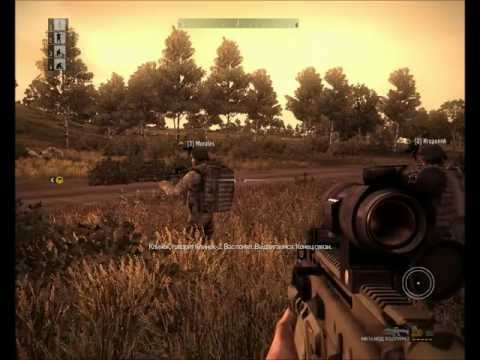 """Смотреть прохождение игры [Coop] Operation Flashpoint 2. Серия 1: """"Как на войне""""."""