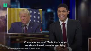 Late Night Laughs About Trump's Newest Scandal