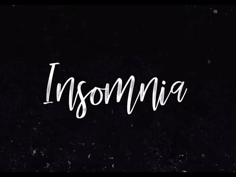 TJ Jackson - Insomnia (Official Lyric Video)
