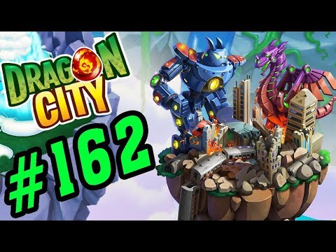 DRAGON CITY - EVEN TURBO ISLAND ĐẢO ROBOT - GAME NÔNG TRẠI RỒNG #162